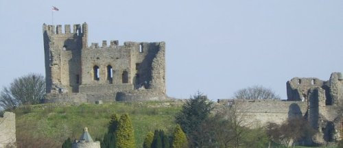 Dudley Castle Keep